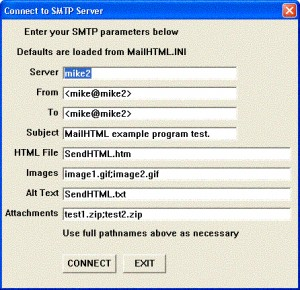 SMTP/POP3 Email Engine Library for C/C++ (C++ .NET)