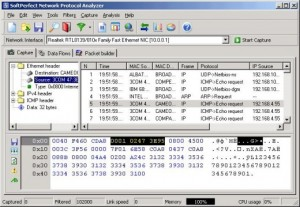 Softperfect Network Sniffer