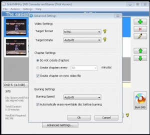 Solid Mp4 to DVD Converter and Burner