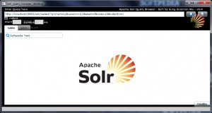 Solr Query Browser