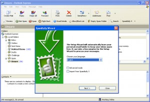 SpamBully for Outlook Express / Windows Mail