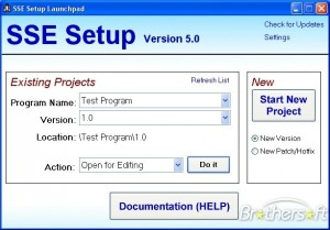how to create a java wrapper around exe