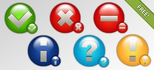 Status Buttons