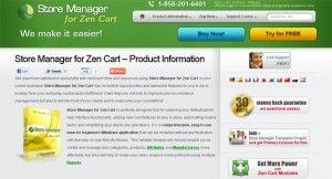 Store Manager for Zen Cart