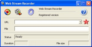 Stream Recorder