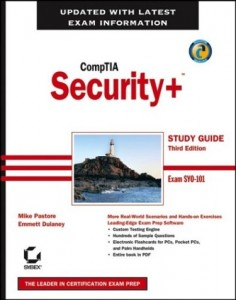 SY0-101 CompTIA Security+