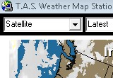 T.A.S. Weather Map Station 2.3.2