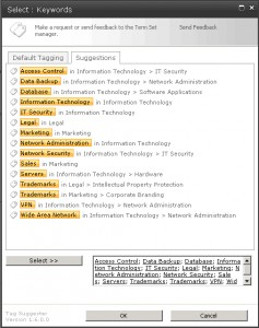 Tag Suggester for SharePoint 2010