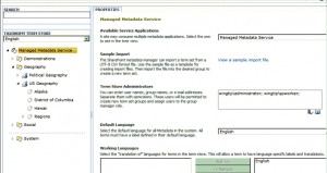 Term Store Migration Tool