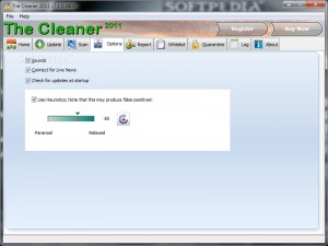 The Cleaner Portable 2011