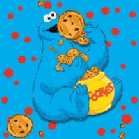The Cookies Are Falling!