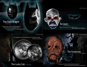 The Dark Knight Icons