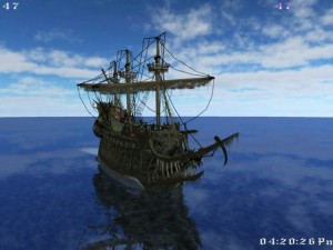The Flying Dutchman 3D