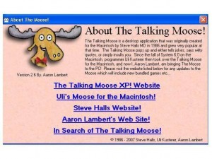 The Talking Moose