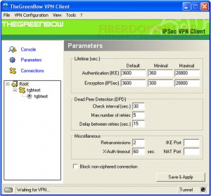 TheGreenBow IPSec VPN Client 5.51 Build 002 full