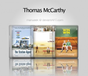 Thomas McCarthy Icon Set