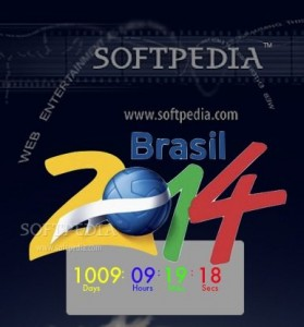 Time Until WC2014