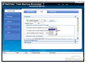Total Backup Recovery Advanced Server