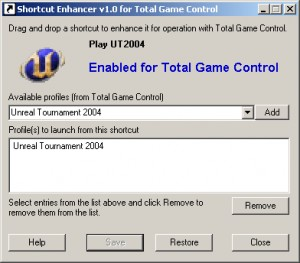 Total Game Control
