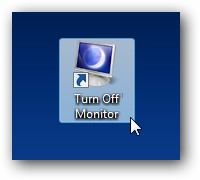 Turn Off Monitor