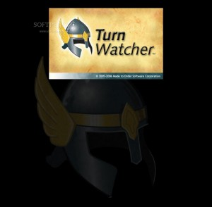 Turn Watcher Screensaver