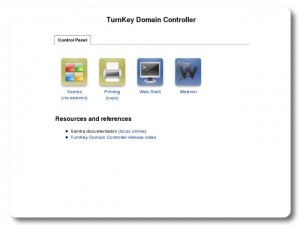 TurnKey Domain Controller Live CD