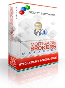 U.S. Mortgage Brokers Contact Database