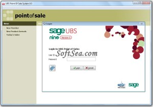 UBS Point of Sale System