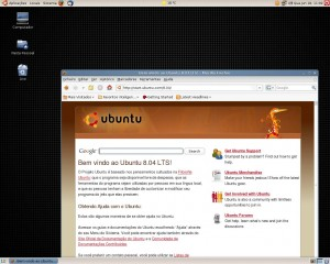 Ubuntu Mint theme