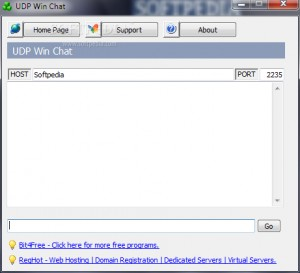 UDP Win Chat