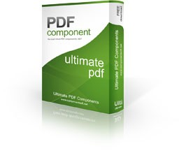 Ultimate PDF for .NET