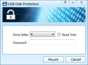 USB Disk Protection
