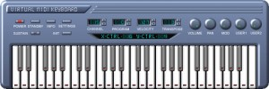v.m.k (Virtual Midi Keyboard)