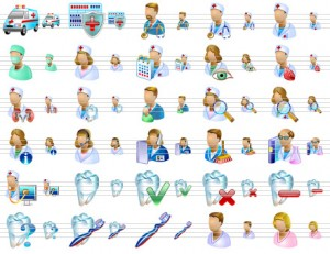 VISTA Medical Icons