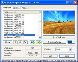 Wallpaper Manager