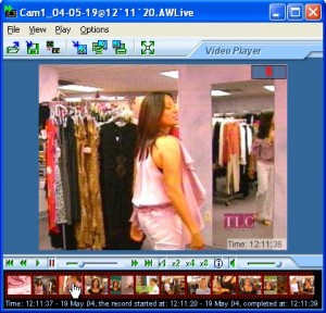 WEBCAM Player