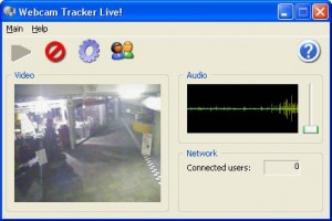 Webcam Tracker Live!