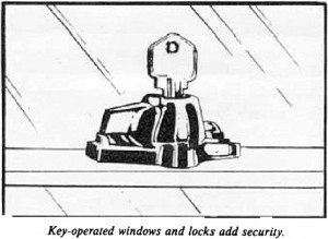Windows Home Security