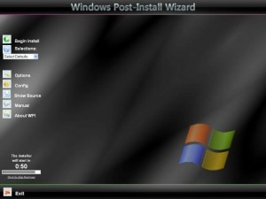 Windows Post-Install