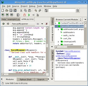 Wing IDE Professional 4 1 1-1 (Rev25552) for Windows