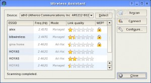 Wireless Assistant