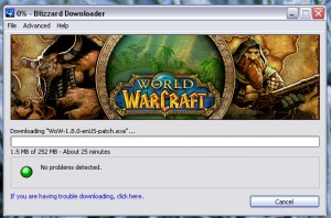 World of Warcraft Updater