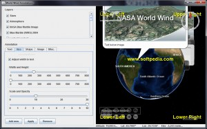 World Wind Annotations