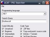 xCAT - PSC Search
