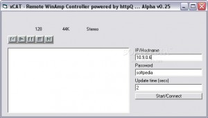xCAT - WinAmp Remote Controller