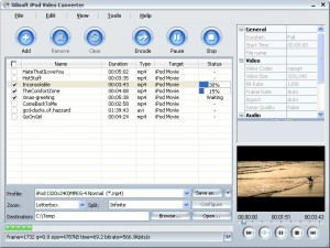 Xilisoft iPod Video Converter