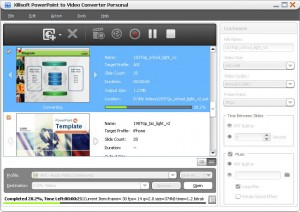 Xilisoft PowerPoint to iPhone Converter