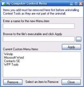 XP Context Tools