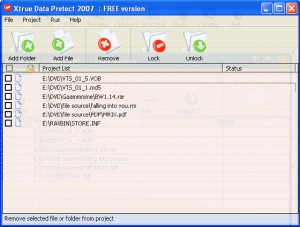 Xtrue Data Protect 2007