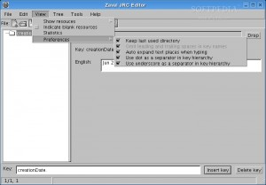 Zaval Java Resource Editor